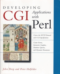 Developing CGI Applications with Perl